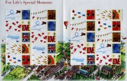 GREAT BRITAIN - 2006  FOR LIFE'S SPECIAL MOMENTS GENERIC SMILERS SHEET   PERFECT CONDITION - Fogli Completi