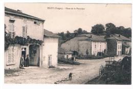 ESLEY PLACE  DE LA FONTAINE TRES BELLE CARTE - Frankreich
