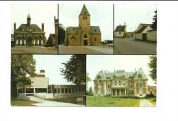 Sint Martinuskerk Gemeentehuis - Stekene