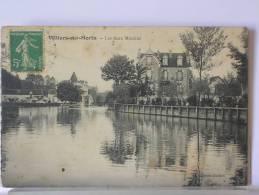 (77) -  VILLIERS SUR MORIN - LES DEUX MOULINS - 1913 - France