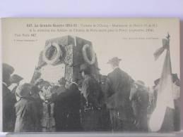 (77) - VICTOIRE DE L'OURCQ - MONUMENT DE BARCY A LA MEMOIRE DES SOLDATS DE L'ARMEE DE PARIS - ETAT NEUF - Francia