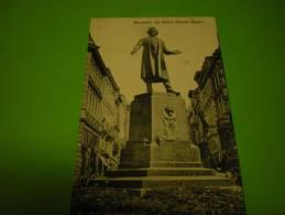 Bruxelles, La Statue Charles Rogier, 1908 - Monuments