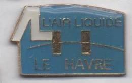 Carburant Essence , Gaz , L'Air Liquide Le Havre - Carburanti