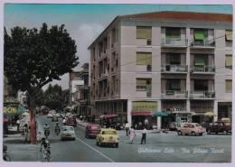 Cpm GIULIANOVA Lido - Via Filippo Turati 1960 : Superba ! - Teramo