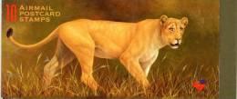 South Africa - 1998 Big Five Lion Booklet 1998.08.07 # SG SB52 - Elephants