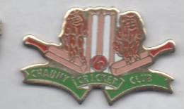 Cricket Club De Chauny - Cricket