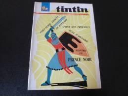 JOURNAL TINTIN N°24  1966  CRAENHALS - Tintin