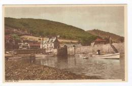 Porlock Weir, Somerset, England, UK, 1900-1910s - Non Classificati