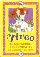 CALENDARIO DEL AÑO 2011 DEL HOROSCOPO VIRGO (CALENDRIER-CALENDAR) - Calendarios