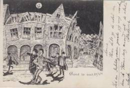 Gent    La Nuit        Scan 4251 - Gent