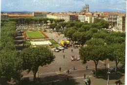 Présentation Gamme Simca à Béziers - Au Jardins De L'esplanade De La Citadelle - Voitures De Tourisme