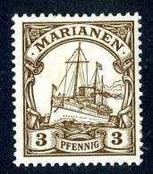 (849)  Mariana Is. 1901  Mi.7  Mint*  Sc.17 ~ (michel €1,30) - Colony: Mariana Islands