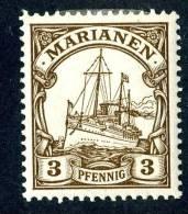 (850)  Mariana Is. 1901  Mi.7  Mint*  Sc.17 ~ (michel €1,30) - Colony: Mariana Islands