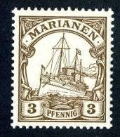 (852)  Mariana Is. 1901  Mi.7  Mint*  Sc.17 ~ (michel €1,30) - Colony: Mariana Islands