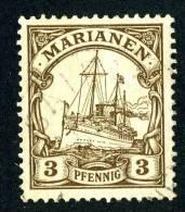 (855)  Mariana Is. 1901  Mi.7 Used  Sc.17 ~ (michel €2,00) - Colony: Mariana Islands