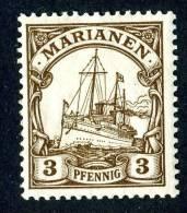 (857)  Mariana Is. 1901  Mi.7 Mint*  Sc.17 ~ (michel €1,30) - Colony: Mariana Islands