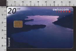 S2757 Taxcard Swisscom 20 CHF 1997 - Svizzera