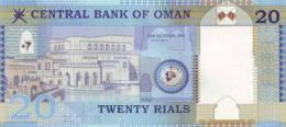 OMAN P. 46 20 R 2010 UNC - Oman