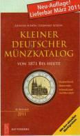 Kleine Münz Katalog Schön 2011 Neu 15€ Für Numisbriefe Numisblatt Coin Catalog Of Germany Austria Helvetia Liechtenstein - Schweiz