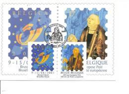 Poste - Poste Européenne ( CM De Belgique De 2000 à Voir) - Post