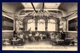 Waulsort. Le Dancing Du Grand Hôtel Et Le Bistrouille's Amateurs Jazz King - Hastière