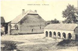52 - Carte Postale BUSSON La Fontaine   RARE - Sonstige Gemeinden