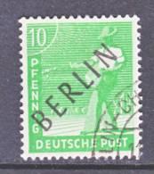 Germany Berlin  9N4    (o) - [5] Berlin