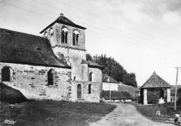 - CPSM - 19 - LIGNEYRAC - L'église Et L'Oratoire - 764 - France