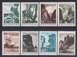 29-149 // BG - 1968 ANSICHTEN Aus BULGARIEN - VIEWS From  BULGARIA   Mi 1802/09 ** - Bulgaria