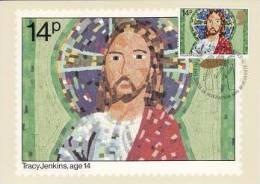 1012 - Grande Bretagne 1981 - Maximumkaarten