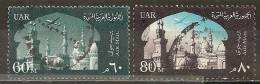 Egypt 1959 Architecture University Obl - Luchtpost