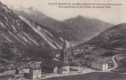 SAINT MARTIN DE BELLEVILLE. VUE GENERALE (dil127) - Frankrijk