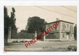Station Des CHIENS De POLICE Allemande-Chateau NEUFCOUR-BEYNE-HEUSAY-LIEGE-2 CARTES PHOTO-GUERRE 14-18-1WK-BELGIQUE- - Liege