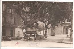 SOLLIES PONT -  Place Du Général De Gaulle - N°10.283 - épreuve Pour Carte Postale - Sollies Pont
