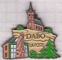 VILLE 57 DABO LA POSTE - Città