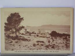 """(83) - SAINT CYR SUR MER - LES VILLAS DE LA PLAGE ET LE """"BEC DE L'AIGLE"""" - Saint-Cyr-sur-Mer"""
