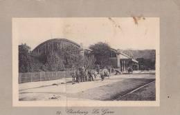 CHERBOURG - La Gare - - Cherbourg