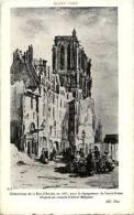 Paris - Demolitiion De La Rue D Arcole - Non Classés