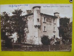 SAINT MARCEL - VALLE D´AOSTA - CASTELLO 1928 - Italia