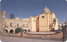Aranzazu Square San Luis Potosi S L P Mexico - México
