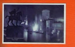 1 Cpa Paris Exposition 1937 Vue D Ensemble - Luchon
