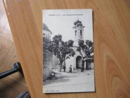 CPA U6   06  Vence  Alpes Maritimes - La Chapelle Des Blancs  Animee @@@@@@@@@@@@@@ - Vence