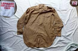 Chemise Manches Longues + Poches39PM - Uniforms