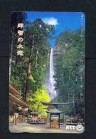 JAPAN - Magnetic Phonecard As Scan (331-380) - Japon