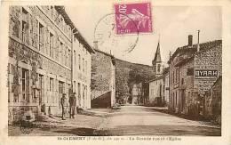 63 , ST CLEMENT DE VALORGUE ,  * 232 25 - Francia