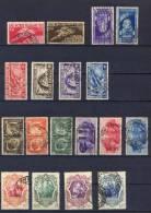 Italia Regno 4 Serie Complete/ 4 Complete Set Usati/Used VF/F - Verzamelingen