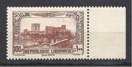 GRAND-LIBAN PA  N�  74 BDF NEUF** LUXE
