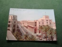 BC4-3-5-4 Lybie Tripoli Giaddat Omar El Muktar - Libye