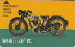 FINLANDIA - NORTON 350cm 1936 - Finlandia