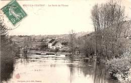 89.MAILLY -LE-CHATEAU  Les Bords De L'Yonne - Autres Communes